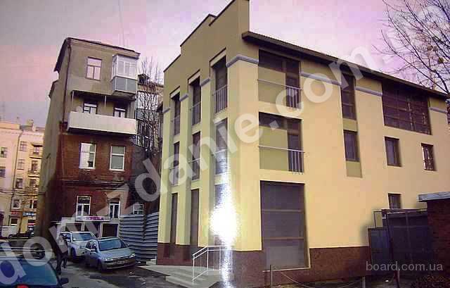 Здание в центре под офис, банк, представительство.