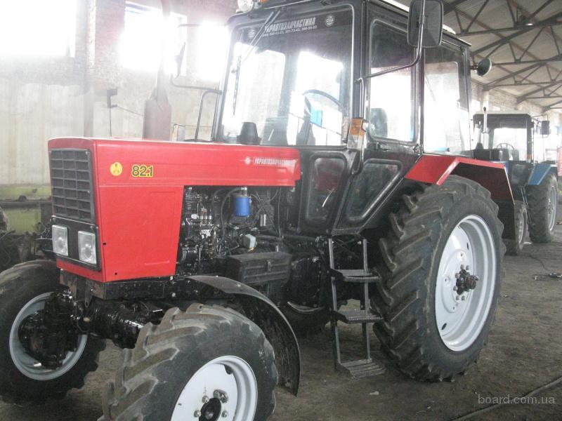 Трактор МТЗ 82.1 2008 г.в. - atgarant.ru