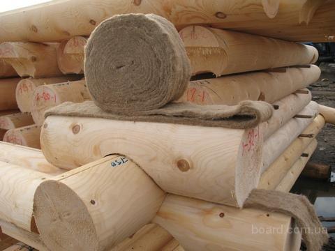 Используя его, можно легко утеплить различные строения из дерева.  К межвенцовым утеплителям отн.