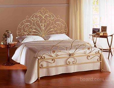 Кованая кровати Киев. Кровати лавочки мебель