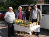 """Магазин """"Бджілка"""" у м.Іршава , мед та бджолопродукти"""