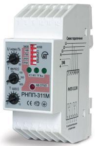 Реле напряжения контроля фаз, реле тока, времени, таймер, стабилизатор