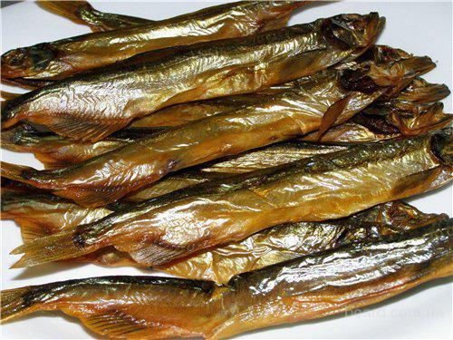 Рыбные продукты холодного копчения по ценам производителя