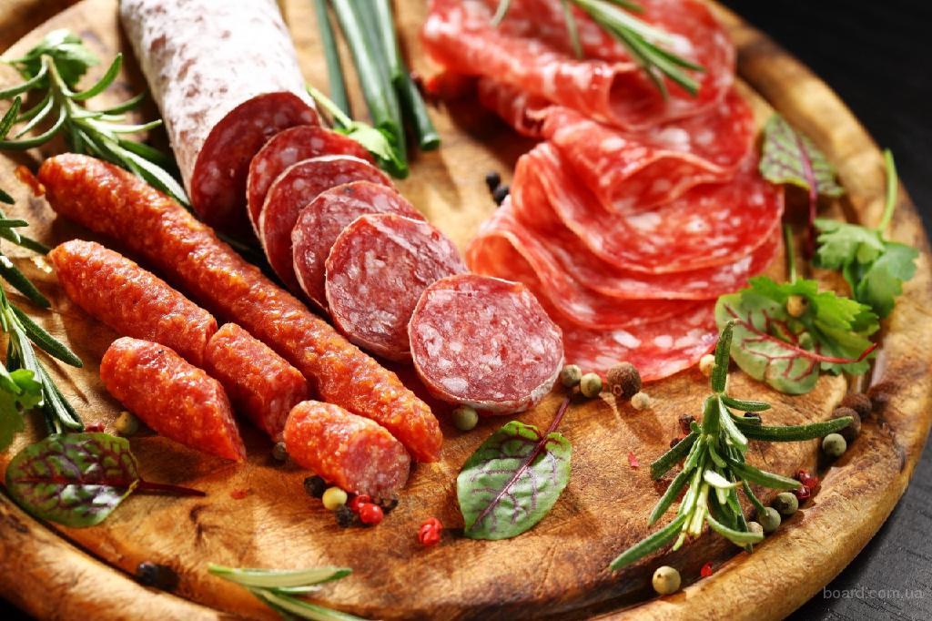 мясо ковбаса фото