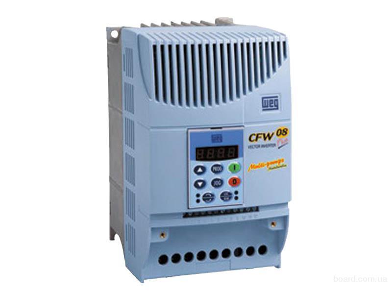 Частотные преобразователи ETI CFW-08
