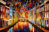 Новорічні феєрверки Амстердама. Знижка на тур!