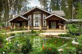 """ЧП """"FinnHouse"""" - Проектирование и строительство деревянных коттеджей, гостевых домов, бань, гриль-домиков, эллингов"""