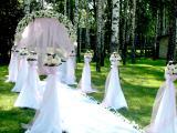 Выездная церемония, Прокат Свадебных арок