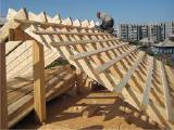 Стропила деревянные от производителя
