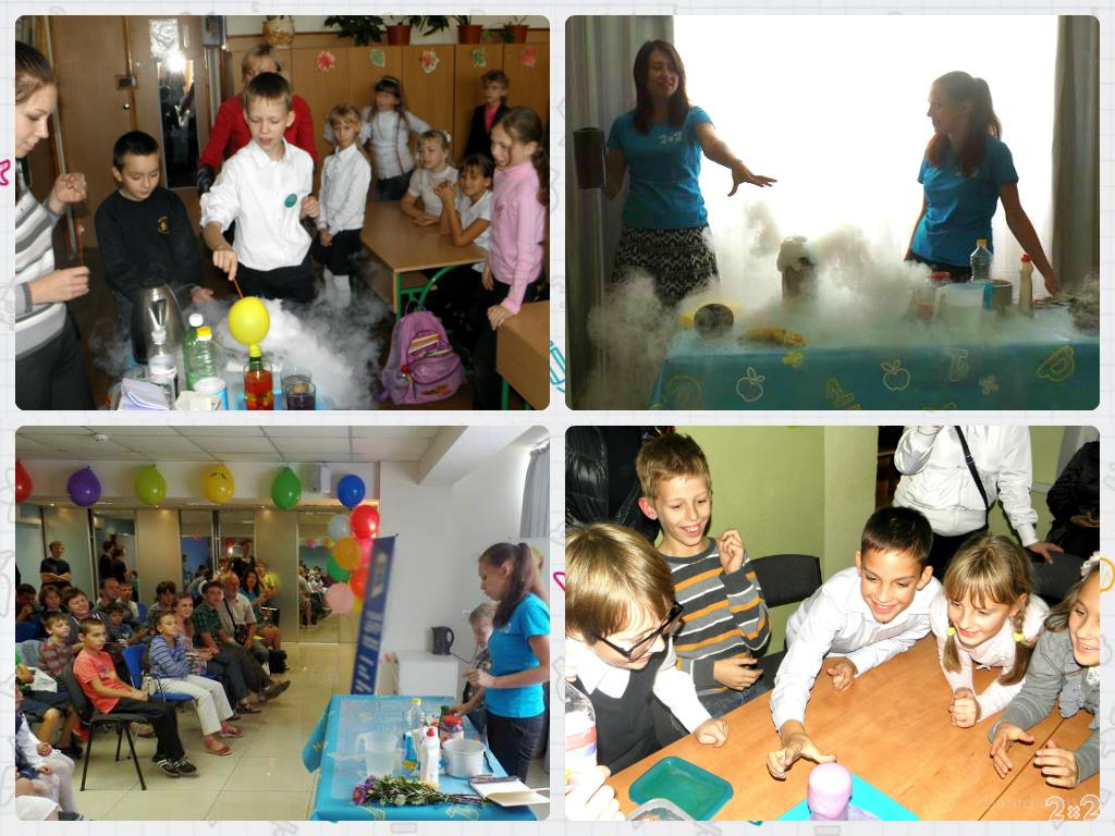 Детские праздники в больницах
