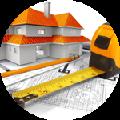 Будівельно-технічна експертиза, оціінка будівель та споруд.