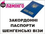 Паспорти, візи