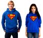 Толстовки Супермен