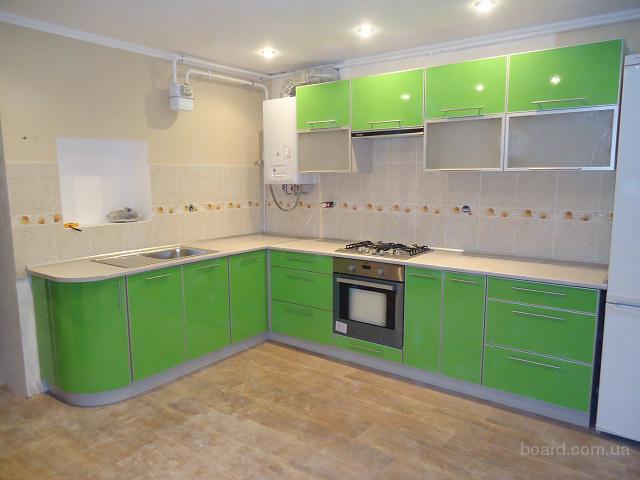 Изготовление кухонной корпусной мебели.