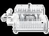 Полуавтоматический капсулятор на 120 капсул