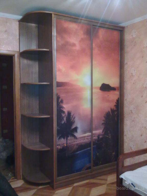 Мебель на заказ (кухни, прихожие, детские, шкафы-купе, гардеробные и др.)!