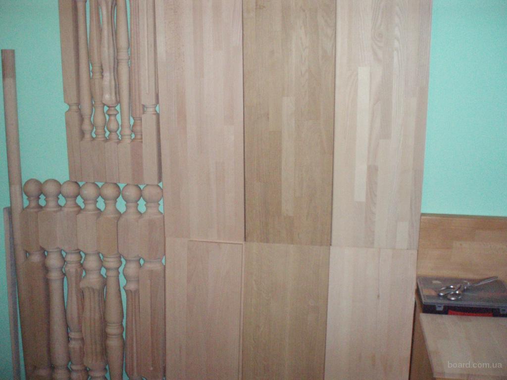 Комплектующие для Деревянных Лестниц