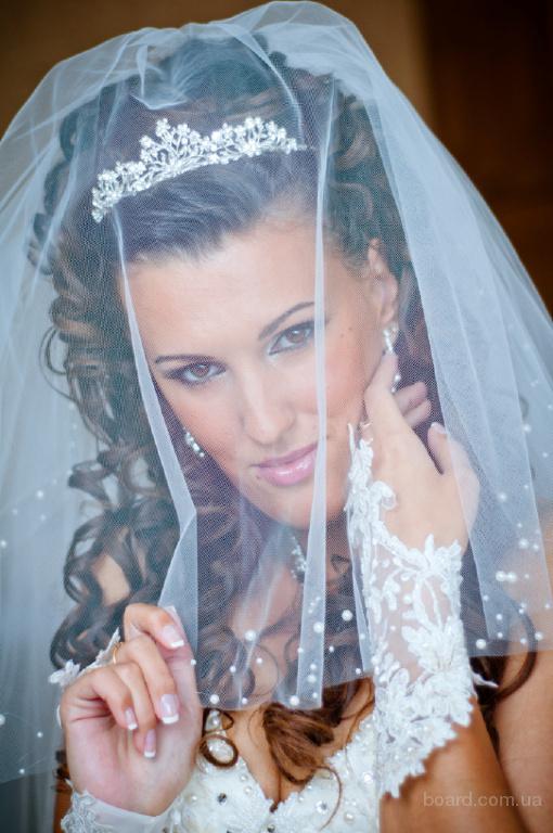 Свадебный, вечерний макияж, Причёски на дому! выезд весь Киев!!