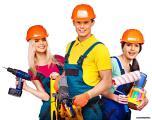 Комплекс работ по ремонту квартир, домов, не жилых и жилых помещений