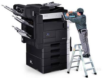 Ремонт и заправка печатающей техники.