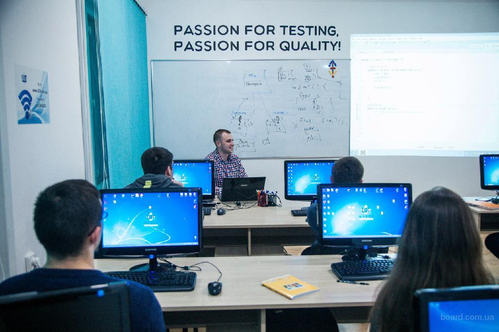 Комплексний курс «Тестування програмного забезпечення»