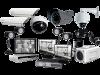 Установка камер видеонаблюдения  с удаленным OnLine доступом через интернет.