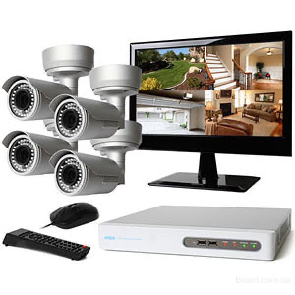 Системи відеоспостереження, аналогове HD 1 і 2 Мп