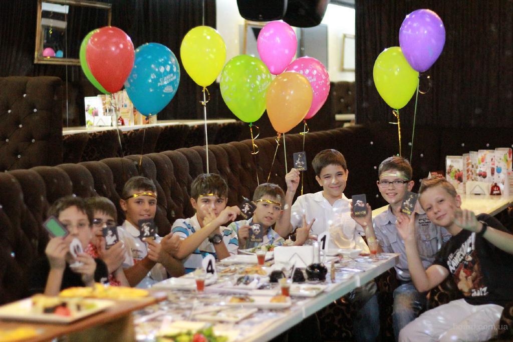 Новый тренд в детских и взрослых праздниках. Профессиональная организация игр в МАФИЮ!