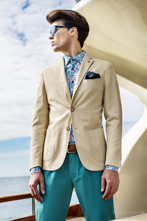 Одежда для современных мужчин Giovane Gentile