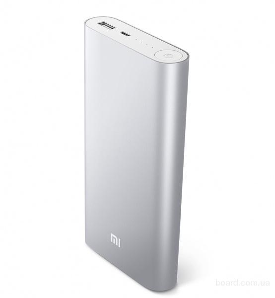 Акция! Ультрамощный внешний аккумулятор Xiaomi Mi Power Bank 20800mAh со  скидкой 50%