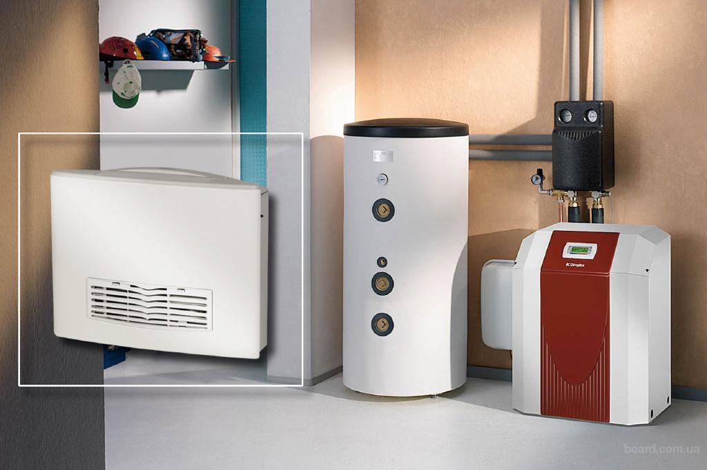 Обладнання для тепло, водо та газо постачання