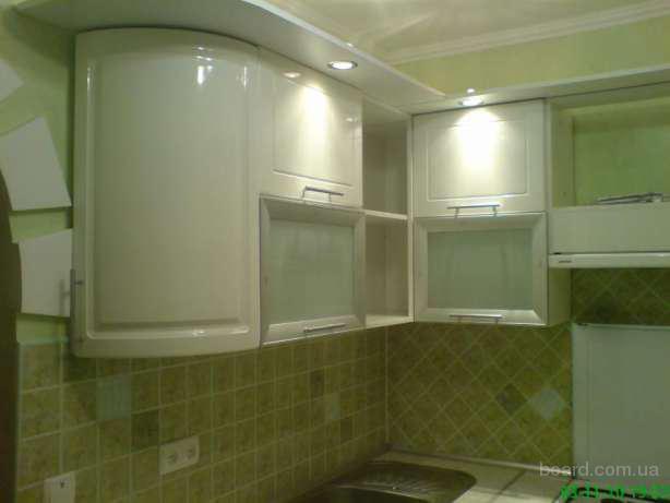 Виготовляємо кухні та офісні меблі під замовлення