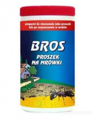 Средства борьбы с грызунами, кротами, муравьями