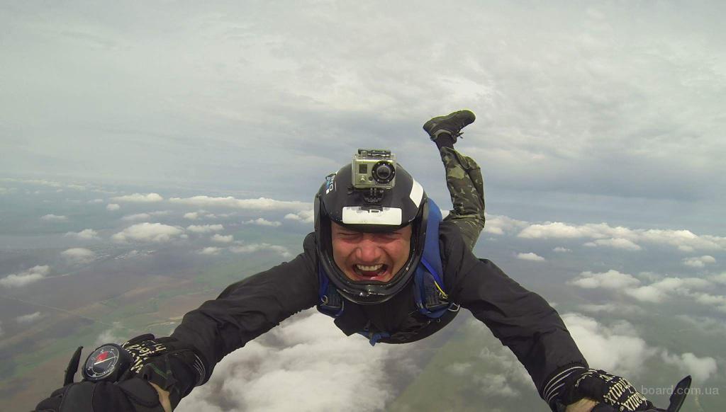 Прыжки с парашютом в Николаеве
