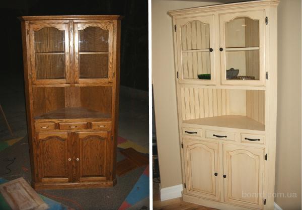 Покраска мебели и реставрация
