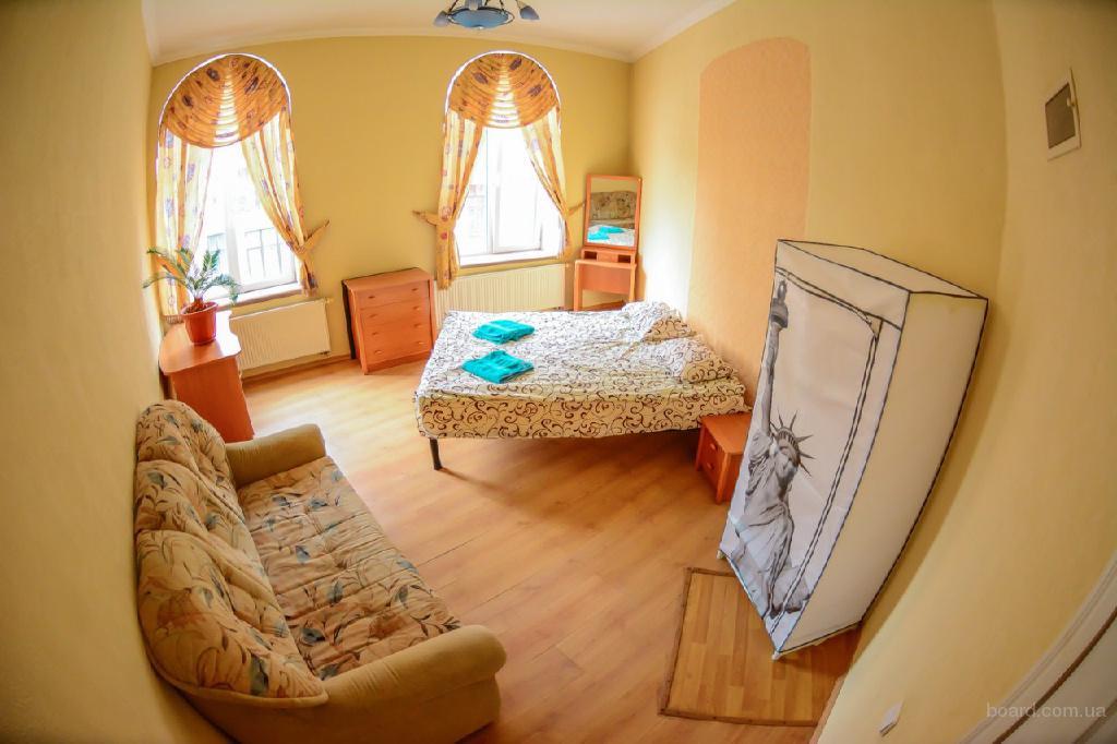 Оренда подобово квартир у Львові!