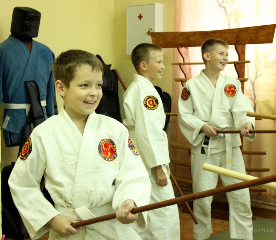 """Новый набор! айкитэдо клуб """"хикари"""" приглашает ваших детей 7 - 17 лет на занятия."""