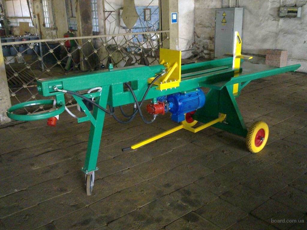 Виробництво промислових та побутових гідравлічних колунів