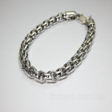 Серебряные браслеты от магазина DIMRAS