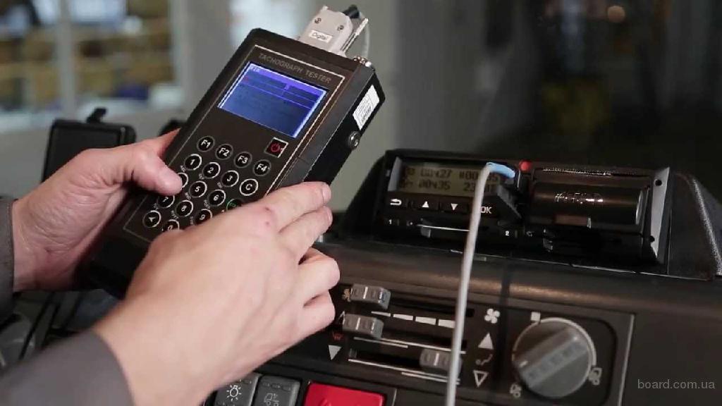 Продажа, проверка, калибровка, установка тахографов от компании Сервис-Тахо.