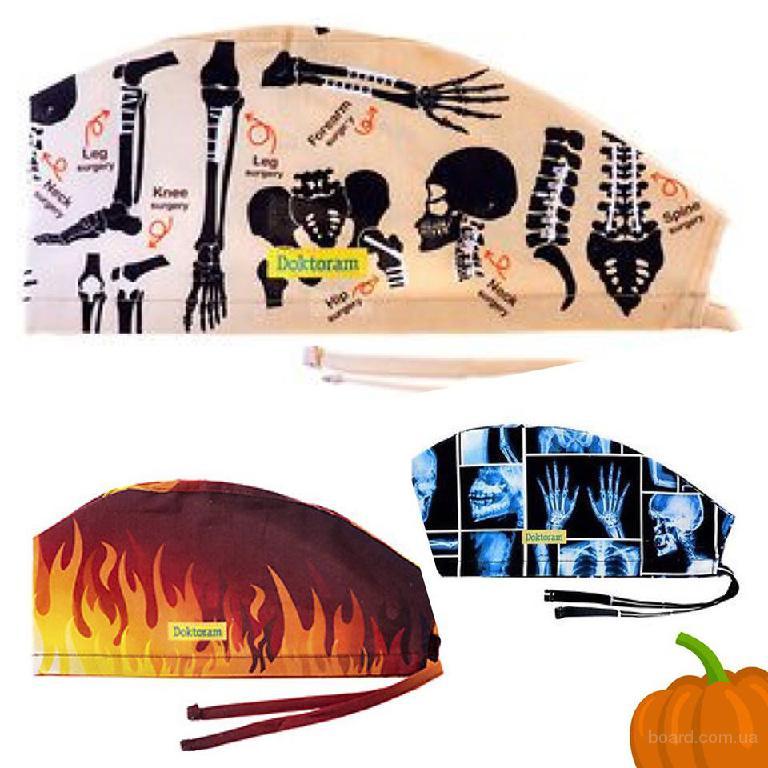 Хеллоуин шапки