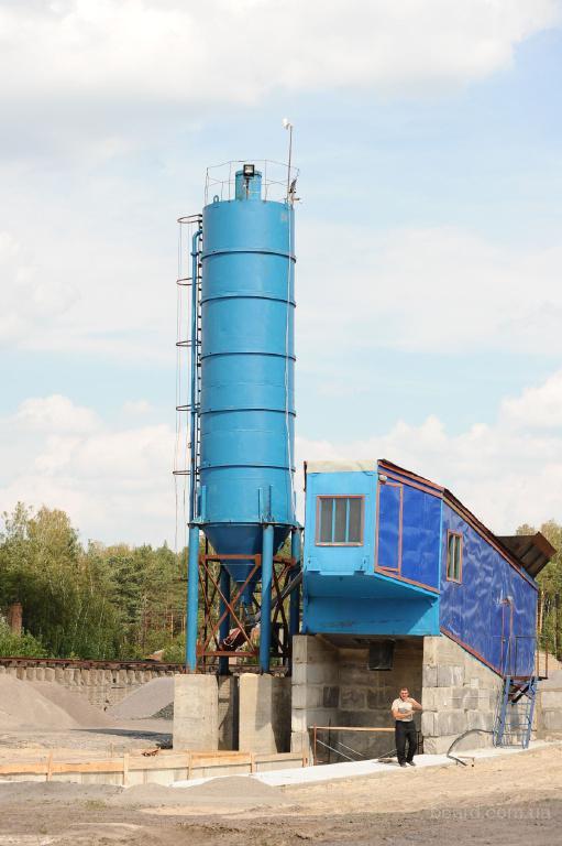Национальный производитель бетонных заводов №1