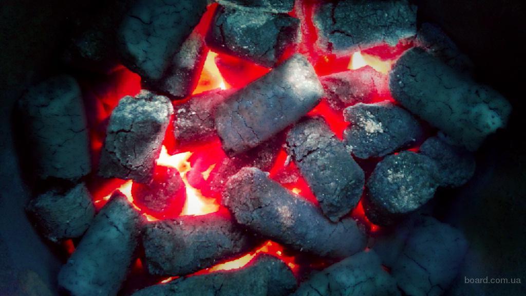 Топливные брикеты от ТОВ Енерго Ресурс С.М.