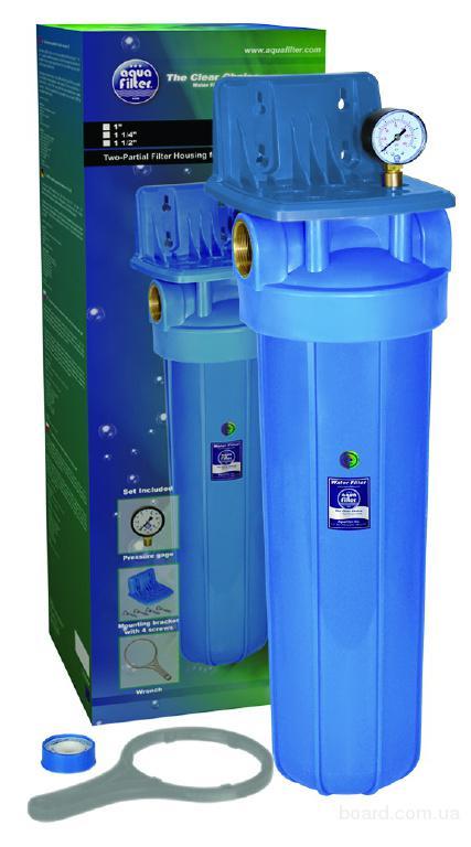 Экосистемы - фильтры и системы очистки воды