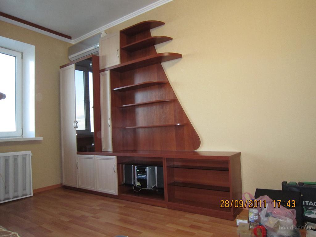 Изготовление мебели серийной и под заказ