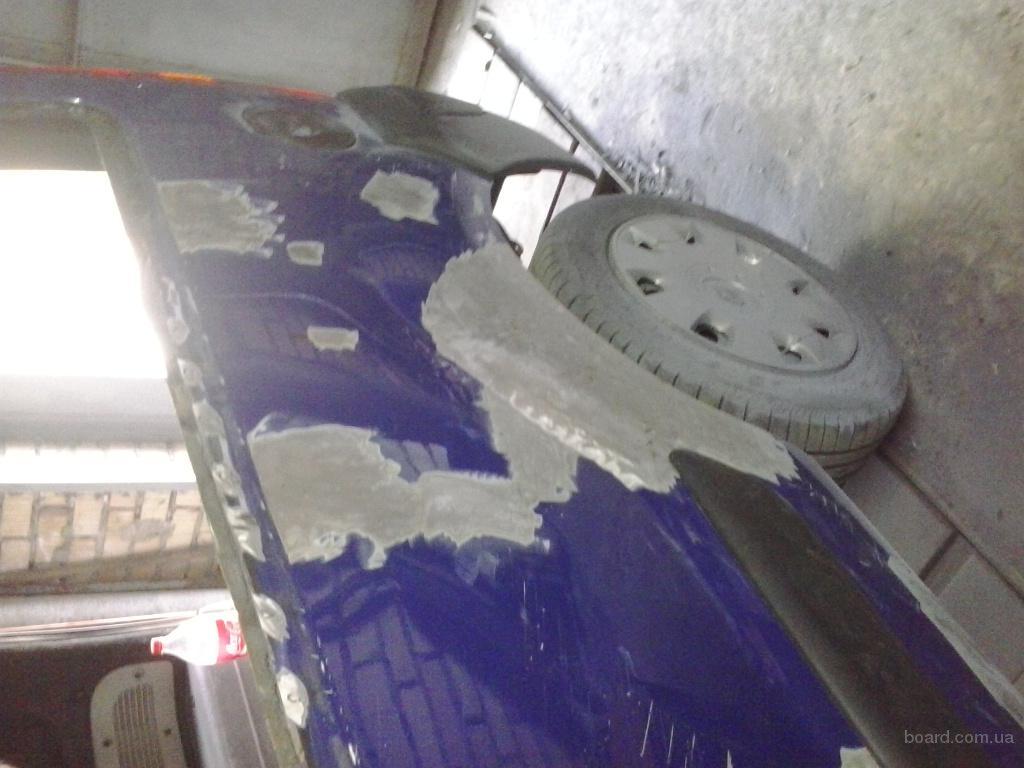 Мастерская кузовного ремонта