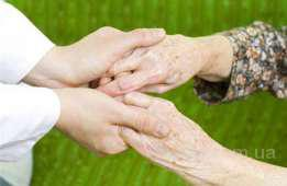 Послуги доглядальниці