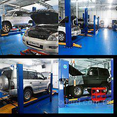 Ремонт і обслуговування автомобілів.