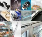 Комплектующие для торгового и холодильного оборудования HoReCa
