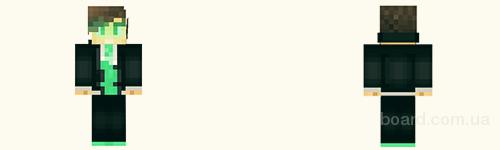скины летсплейщиков для майнкрафт 1.7.2 #1